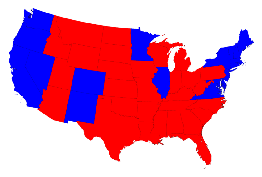 heres-the-basic-electoral-college-map-with-states-that-clinton-won-in-blue-and-states-that-trump-won-in-red-assuming-that-trumps-narrow-lead-in-michigan-holds